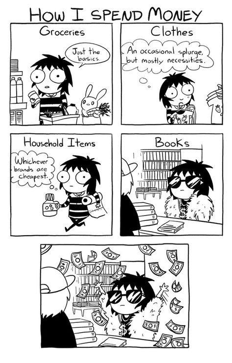 How I Spend Money
