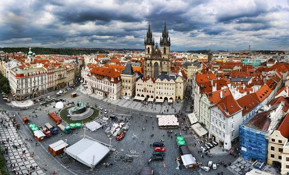 griphon: Прага: город алмазных граней