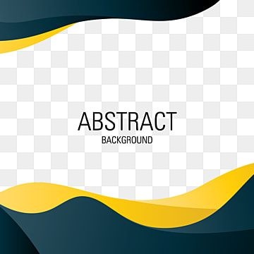 Professional Abstract Background Template Design Wave Dark Blue And Yellow Colors Abstract Backdrop Background Png And Vector With Transparent Background For In 2021 Abstract Backgrounds Creative Background Background Templates