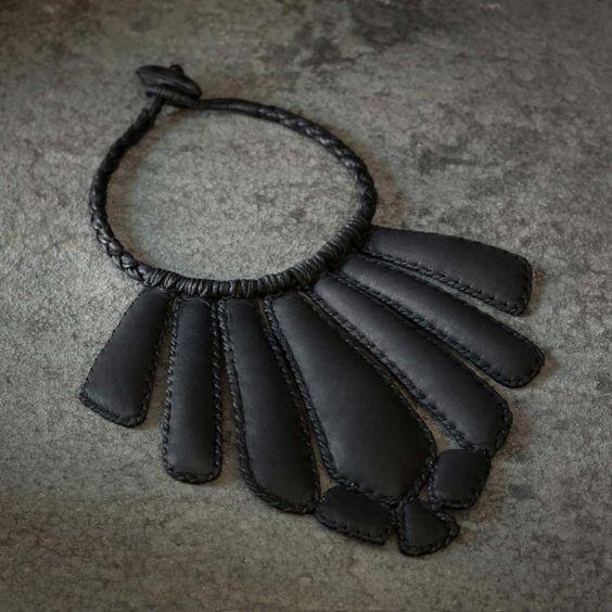 Taino Braided Collar