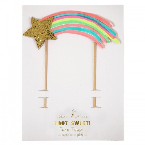 Meri Meri Cake Topper - Shooting Star
