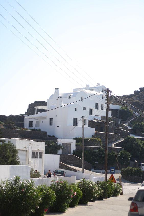 OUR HOTEL: Aenaon Villas + Traveldiary Santorini