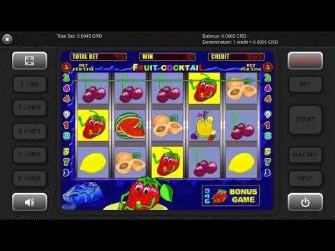 Особенности игры в автоматы Клубнички