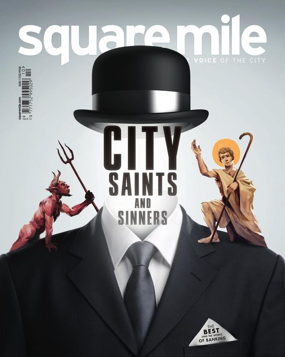 Square Mile - 74 - 'City Saints and Sinners' by Square Up Media Ltd. - issuu