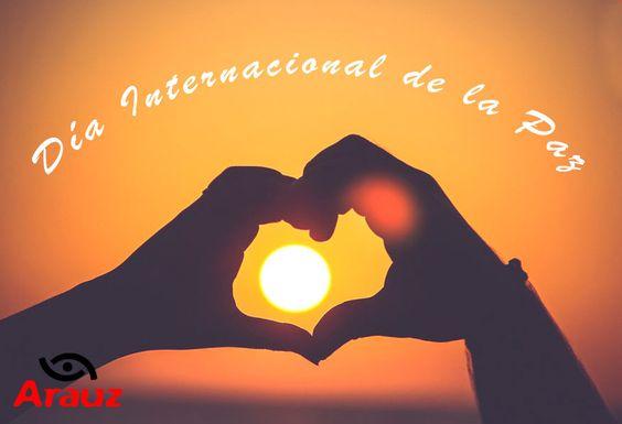 Celebremos el Día Internacional de la Paz #valores #arauzdigital #canon #nikon #diadelapaz