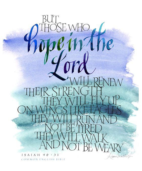 Isaiah 40 31 Inspiration Scripture Pinterest The O