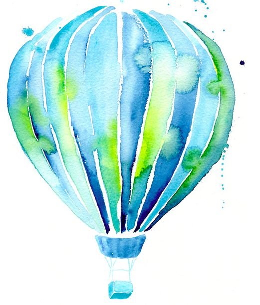 pencil drawings air balloon and art on pinterest