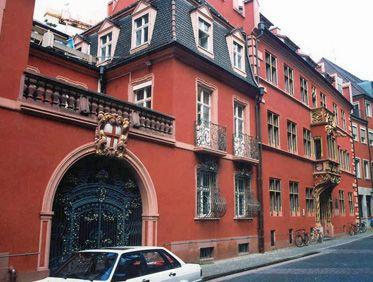 Haus zum Walfisch, Freiburg