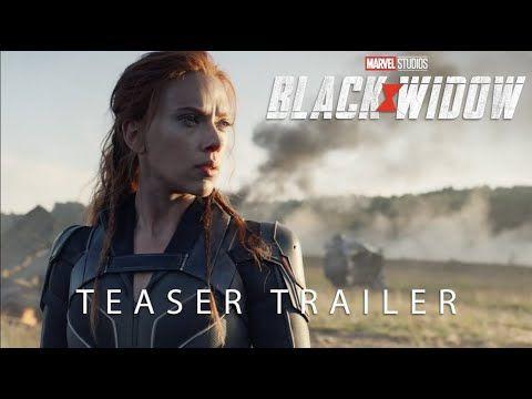 Black Widow Official Teaser Trailer Released Black Widow Trailer