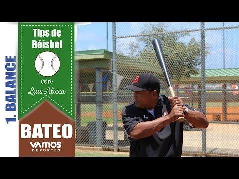 Vamos Tips Swing Perfecto Por Luis Alicea Béisbol Youtube Béisbol Swing Luis