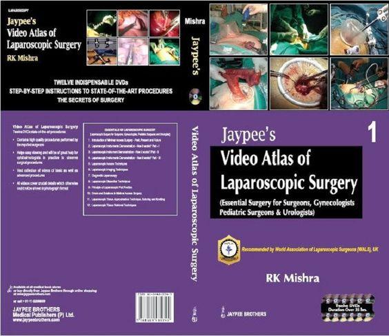 Laparoscopic Surgery Videos on DVD to learn laparoscopy