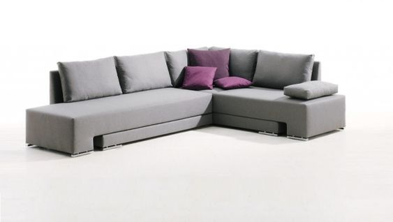 Vento Sectional Sofa Bed 7k