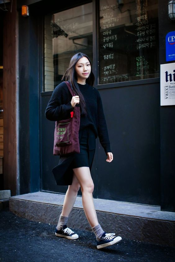 On the street... Minyoung Kim Busan ~ echeveau: