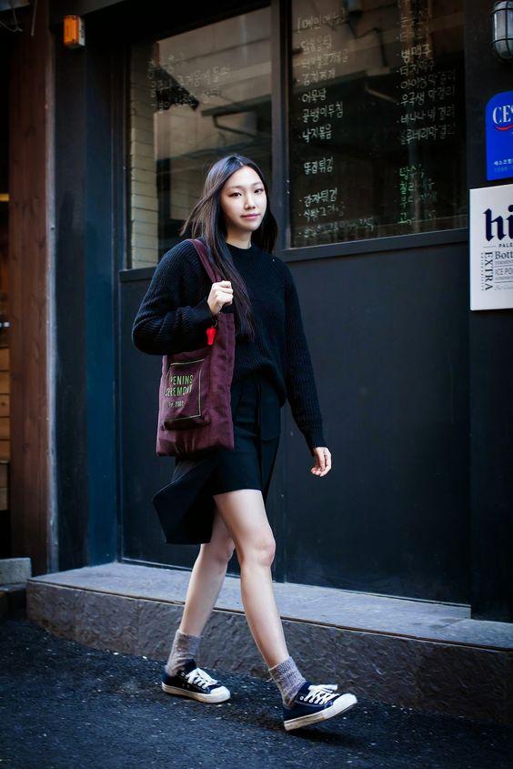 On the street... Minyoung Kim Busan ~ echeveau: