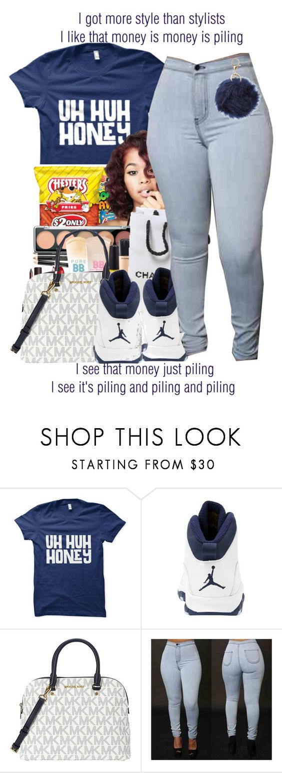 """""""Change Locations x Drake and Future"""" by juicyums ❤ liked on Polyvore featuring Michael Kors and Charlotte Russe"""