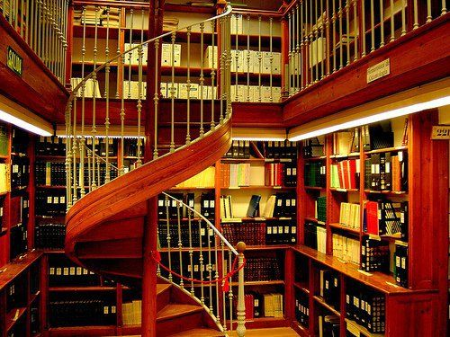 Another idea for my future library.