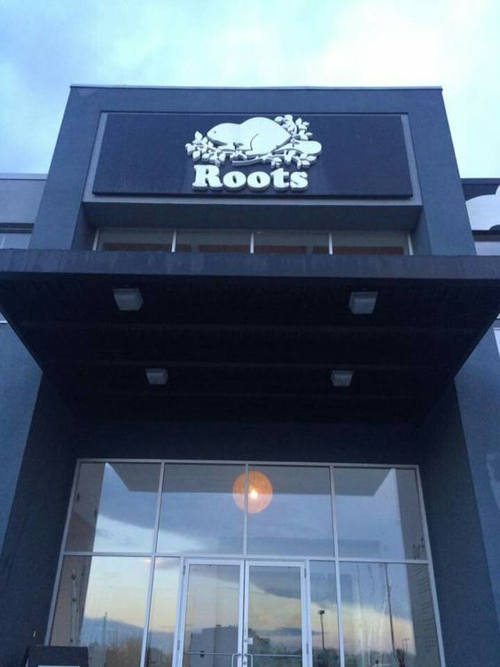 Roots Canada.... head office