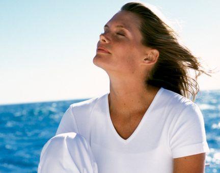 La respiración es fundamental en la meditación y en el yoga. En mi experiencia,no he encontrado una forma más sencilla de calma y relajación