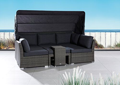 Garten Lounge Muschel In 2021 Garten Lounge Gartenmobel Lounge Mobel