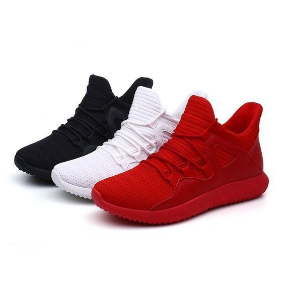 Men's Breathable Running Shoes – Abershoes #men'sathleticshoes | Winter  running shoes, Casual sport shoes, Casual running shoes