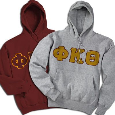 Phi Kappa Theta 2 Hoody Pack - Gildan 18500