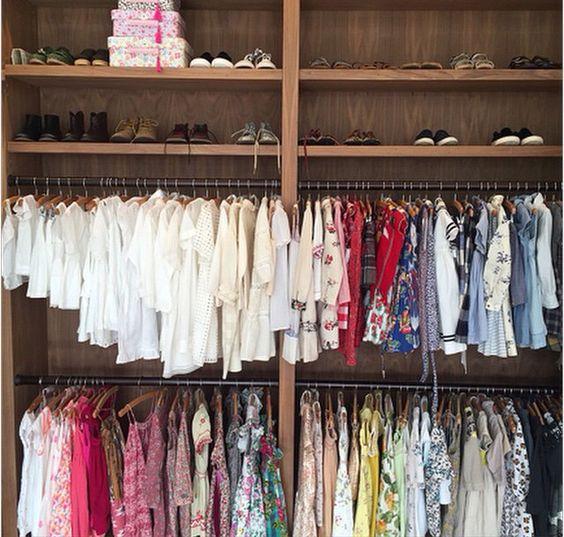 Want Cute Baby Closet