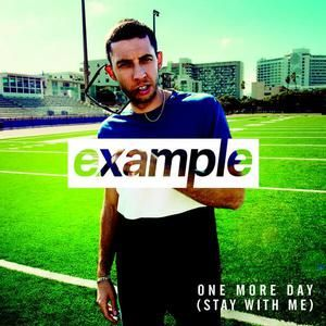 Example - One More Day (Stay with Me) (studio acapella)