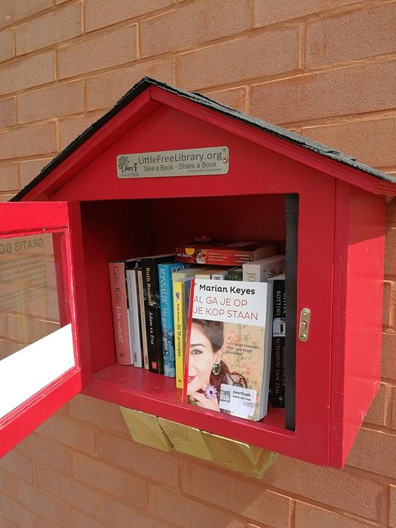 Little Free Library Hulshout 4