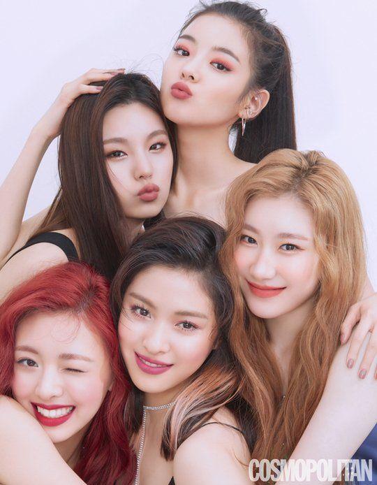 Girl Group Zone On Twitter Itzy Photoshoot Kpop Girls