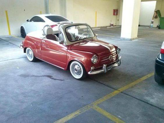 """Fiat 600 """"Cabrio"""""""