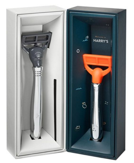 Harry's Father and Son Limited Edition Shave Set