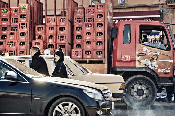drive by marokko