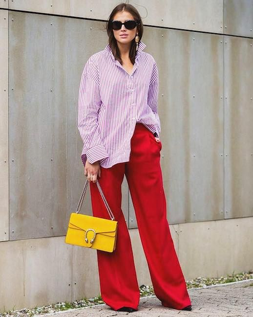 "Join 6 people right now at ""Stripes And Brights Look Even Better Than We Imagined"""