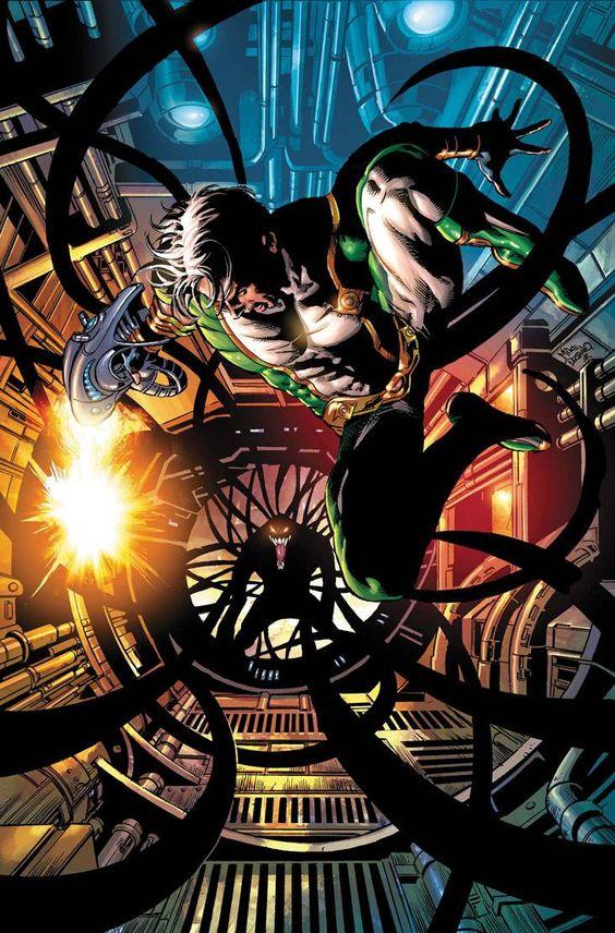 Noh-Varr - Marvel Boy - Venom - Marvel Comics