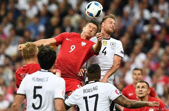 Polen erkämpfte 0:0 gegen Weltmeister Deutschland #News #Euro2016