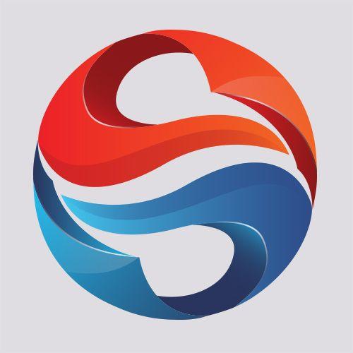 تصميم لوجو بالعربي اشكال لوجوهات جديده 8 Logo Design Vodafone Logo Design