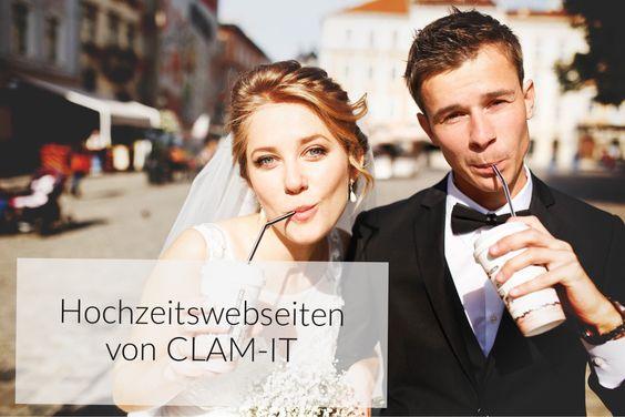 Eine Webseite f?r Ihre Hochzeit?