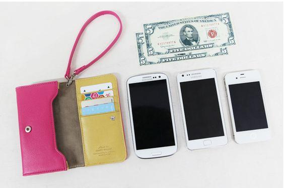 Travel Smartphone Wallet