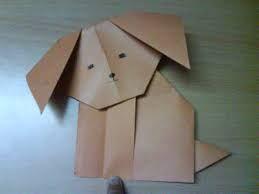 dog origami - Pesquisa Google