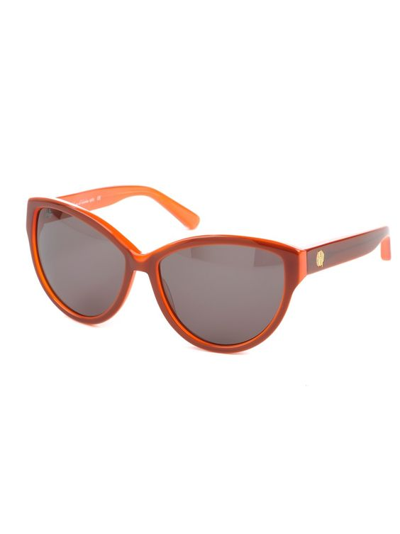 Shopping for heavier winter clothing is depressing when you realize you've gone up a size...but accessories never let you down. Check these Chantal Sunglasses by House of Harlow