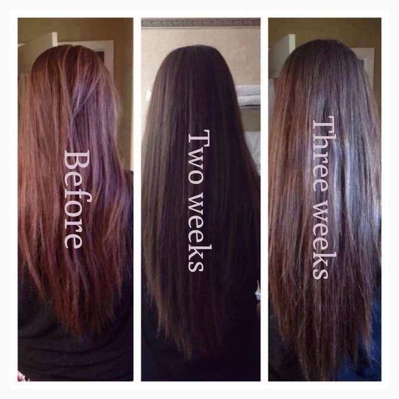 tolle haare lange haare schnell and lange haare wachsen lassen on pinterest. Black Bedroom Furniture Sets. Home Design Ideas