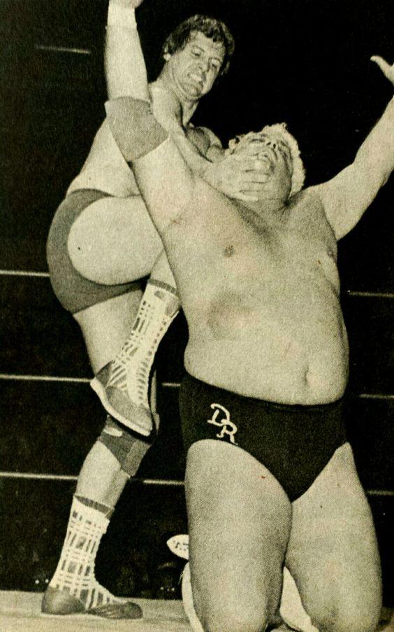 Rowdy Roddy Piper  vs. Dusty Rhodes