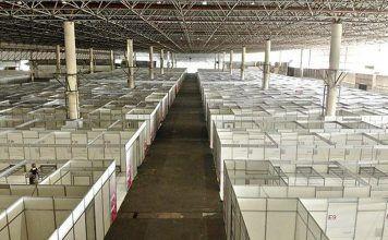 A empulhação da pandemia: O hospital de campanha do Anhembi está vazio