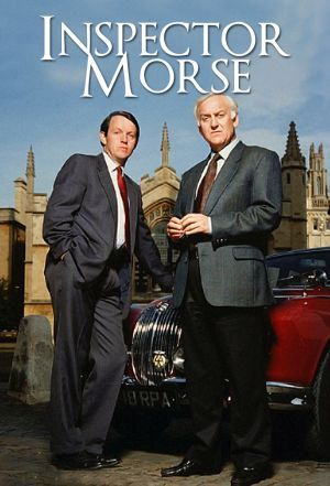 Inspector Morse, unfortunately is watched almost every night by my family as well as other murder mysteries.