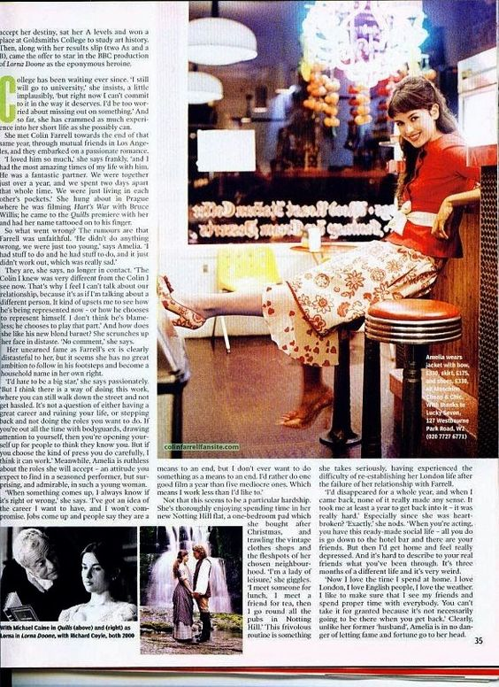 Planet Jamelia: Amelia Warner in ES Magazine Pictorial