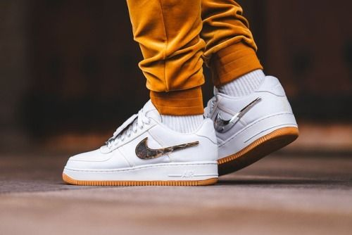Travis Scott Nike Air Force 1Cop or Drop ? WATKICKS for more