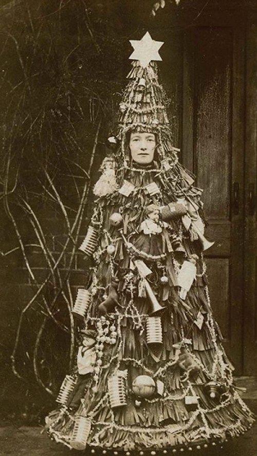 Sometimes I Think I M A Christmas Treeundated Christmas Tree Costume Creepy Christmas Tree Costume