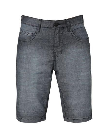 Bermuda Jeans Quiksilver Gray Sequel I