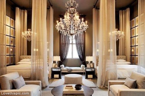 Elegant double bedroom light beautiful bedroom decor bed elegant style stylish luxury ideas architecture design interior interior design room ideas home ideas interior design ideas interior ideas interior room home