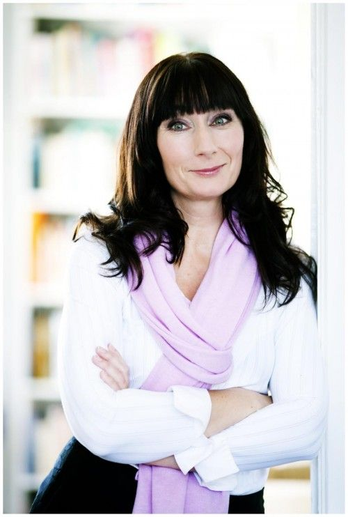 Anna Skyggebjerg   Anna, Author
